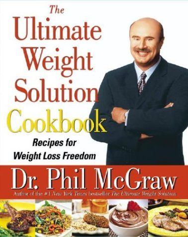 The Ultimate Weight Solution Cookbook: Recipes for Weight Loss Freedom by Dr. Phil McGraw http://www.amazon.com/dp/0743264754/ref=cm_sw_r_pi_dp_C4Zgvb0GGSP5F