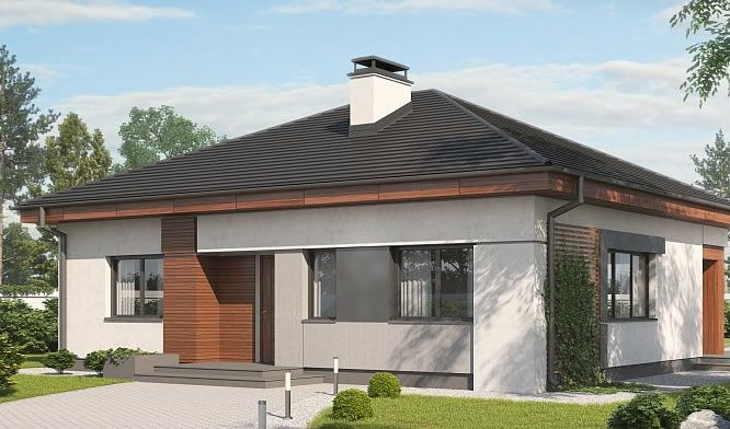 Fertighaus Polen Haus bauen, Fertighäuser, Billige