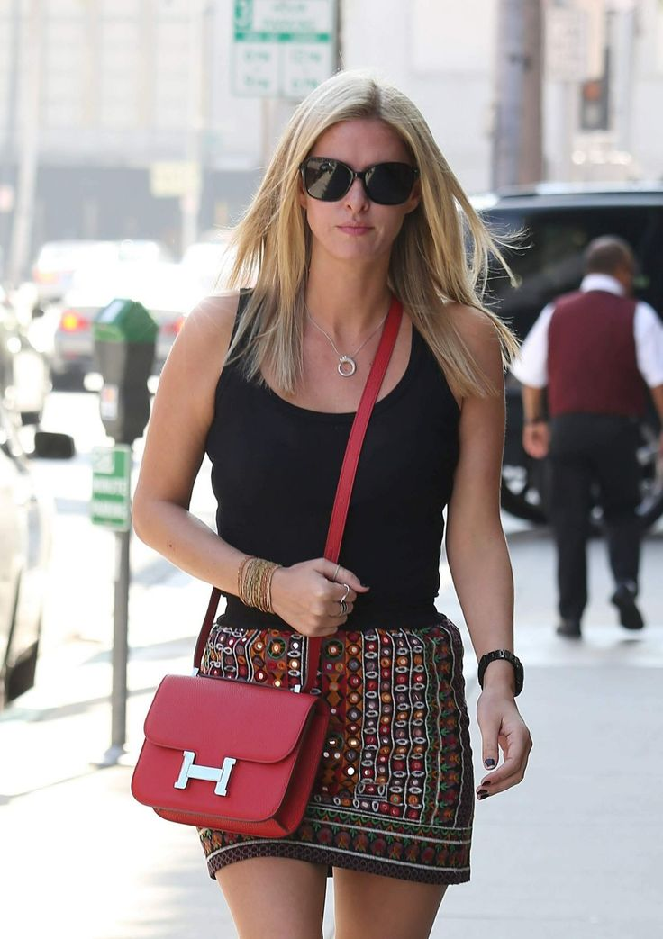 Fashion icons: Nicky Hilton