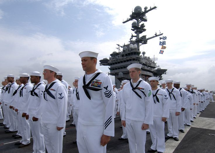 "Excerpted from The Washington Times: Navy sailors harbor ""widespread mistrust"" in the admirals who command them, complaining of poor leadership and a disciplinary environment that tolerates absolutely no mistakes, says a survey of the fleet. The disgruntlement... #correctness #distrust #navy"