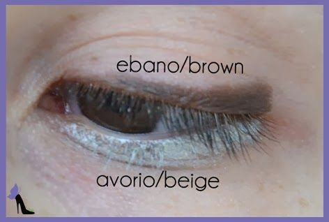 http://www.fashiondupes.com/2014/01/23-bio-dupes-neve-cosmetics-pastelli.html #bio #makeup #beauty #nevecosmetics #matite #lips #eyes #labbra #occhi #pastelli #swatches #haul #review #ebano #brown #avorio #beige