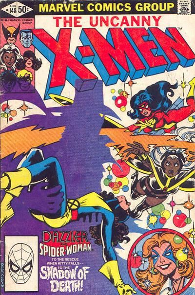 Uncanny X-Men # 148 by Dave Cockrum