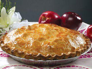 Dulces delicias: Pastel de manzanas