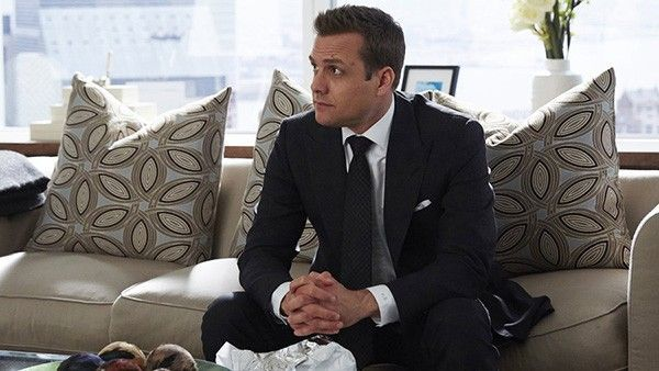 I love this season (5) so mu-uh-uch. Suits is exploring the human trainwreck that is Harvey Specter on a level that we haven't experienced before while continuing to maintain the series' special brand of ridiculous that we love so much, those beautiful bastards.