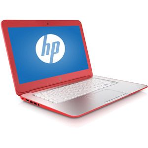 HP Chromebook 14 with Intel processor, 4GB memory, 16GB SSD and 2 years free 4G mobile internet service (200MB / month)