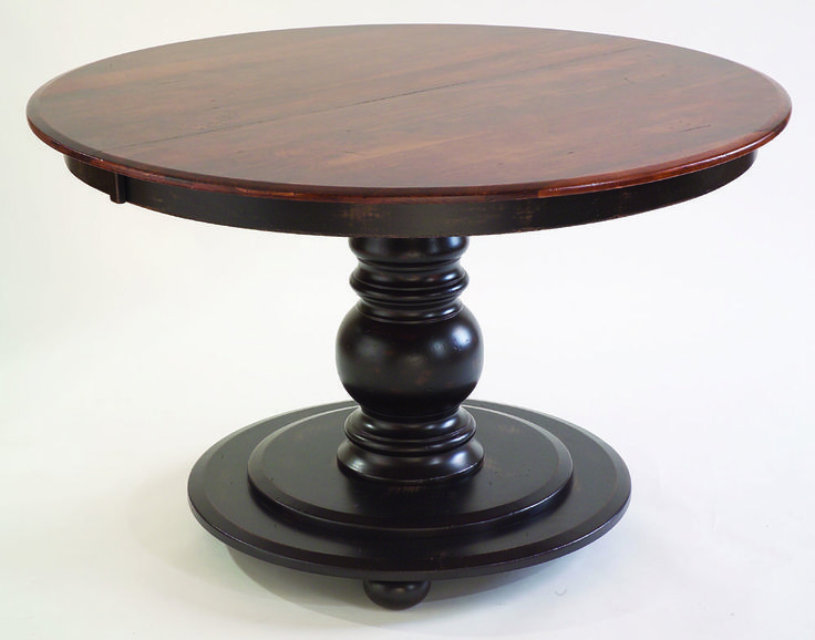 Round Pedestal Kitchen Table 1607 best f-table images on pinterest | coffee tables, side tables