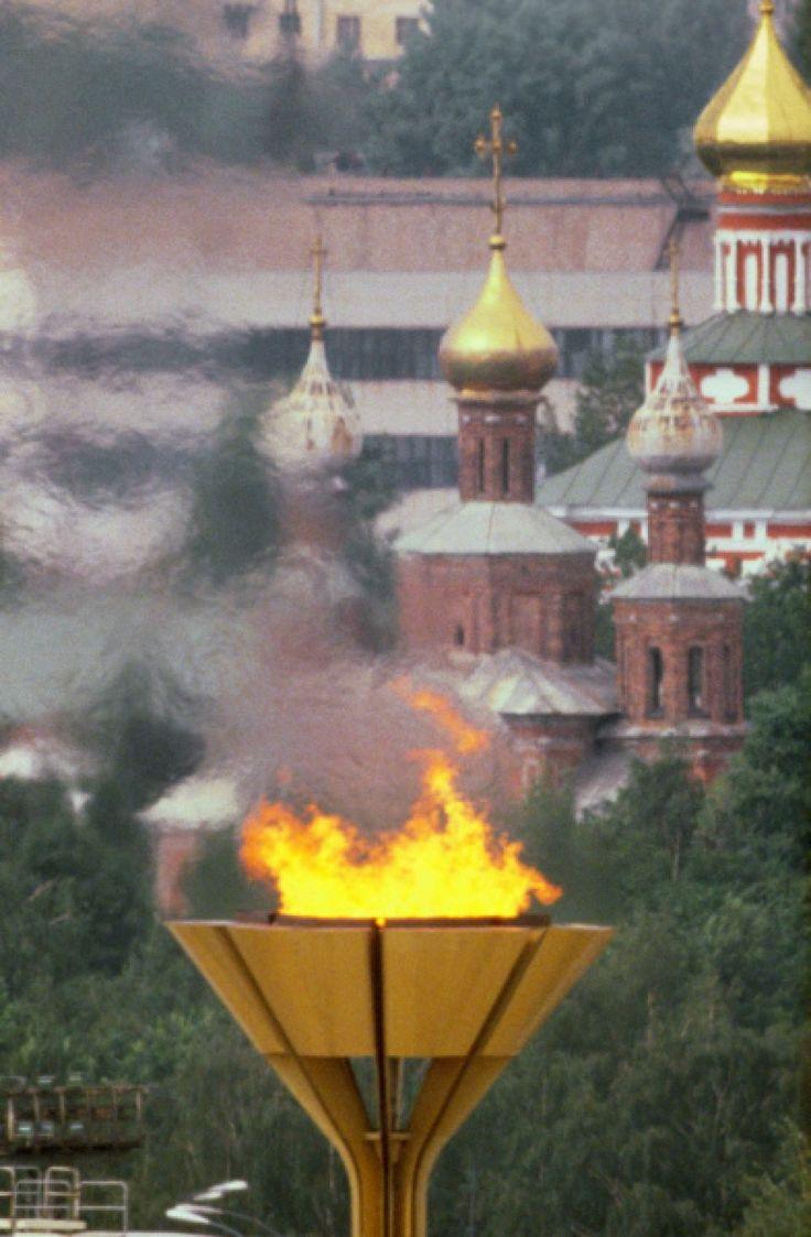 35 лет Олимпиаде в Москве
