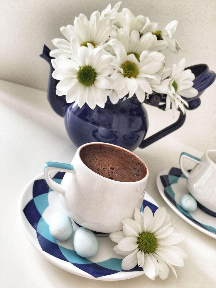 Доброе утро картинки кофе красивые с цветами