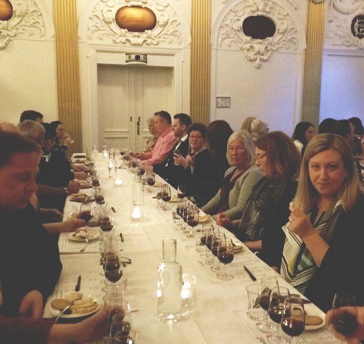 Ost och vinprovning med klassisk touch på Grand Hotell! Vinprovning #Vin #Gävle #GrandHotell #Italien #Frankrike