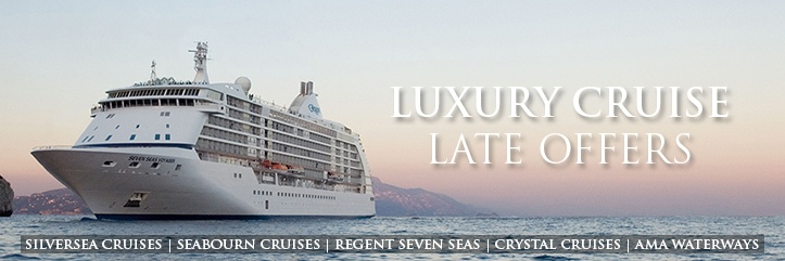 Last Minute Luxury Cruises   Six Star Late Deals   The Cruise Line