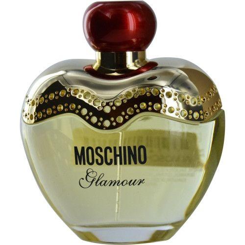 MOSCHINO GLAMOUR by Moschino EAU DE PARFUM SPRAY 3.3 OZ *TESTER