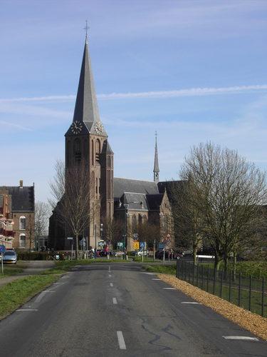 Mijdrecht, in the Municipality of De Ronde Venen, Holland, where my Nan was born