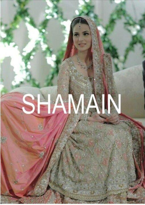 A Pakistani Bride!!