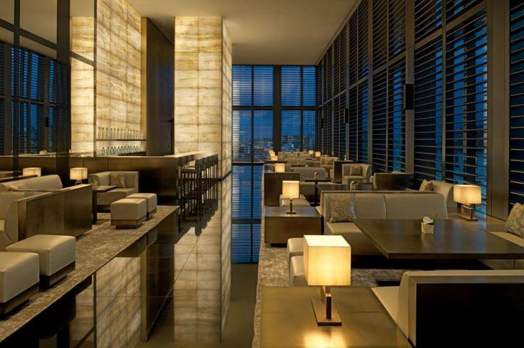 Armani Lounge Top design hotel Milano #milan #expo2015 #italy #hotel #luxury #milano #fashion #Armani