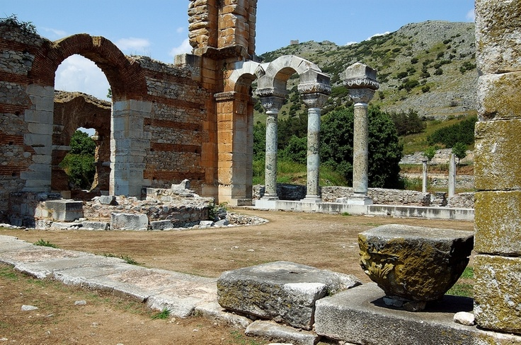 TRAVEL'IN GREECE I #Philippi, #Kavala, #Greece