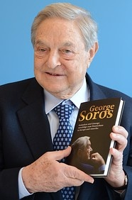Legendary investor George Soros retired in 2011 and turned his hedge fund into a family office; net worth   19 billion