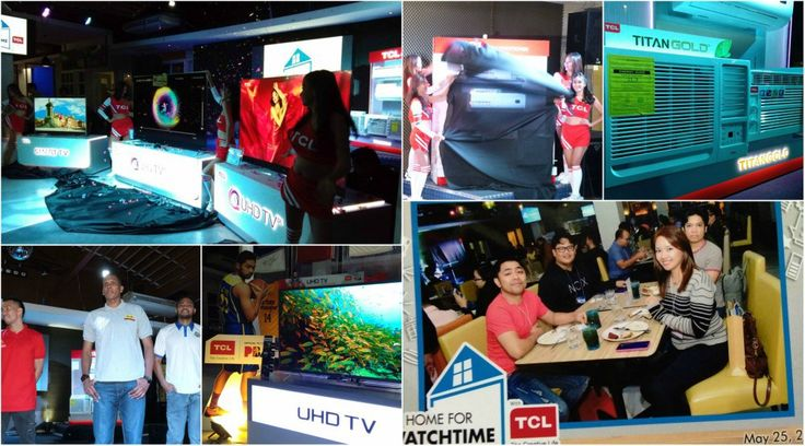 TCL Unveils New Smart TV Line and Titan Gold Air Conditioners