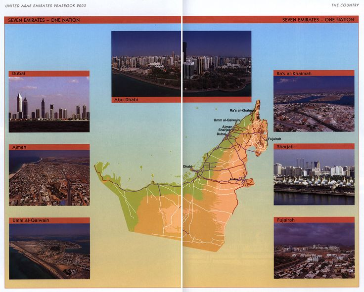 https://flic.kr/p/uF6axY | United Arab Emirates Yearbook 2003_3 | tourism travel brochure | by worldtravellib World Travel library