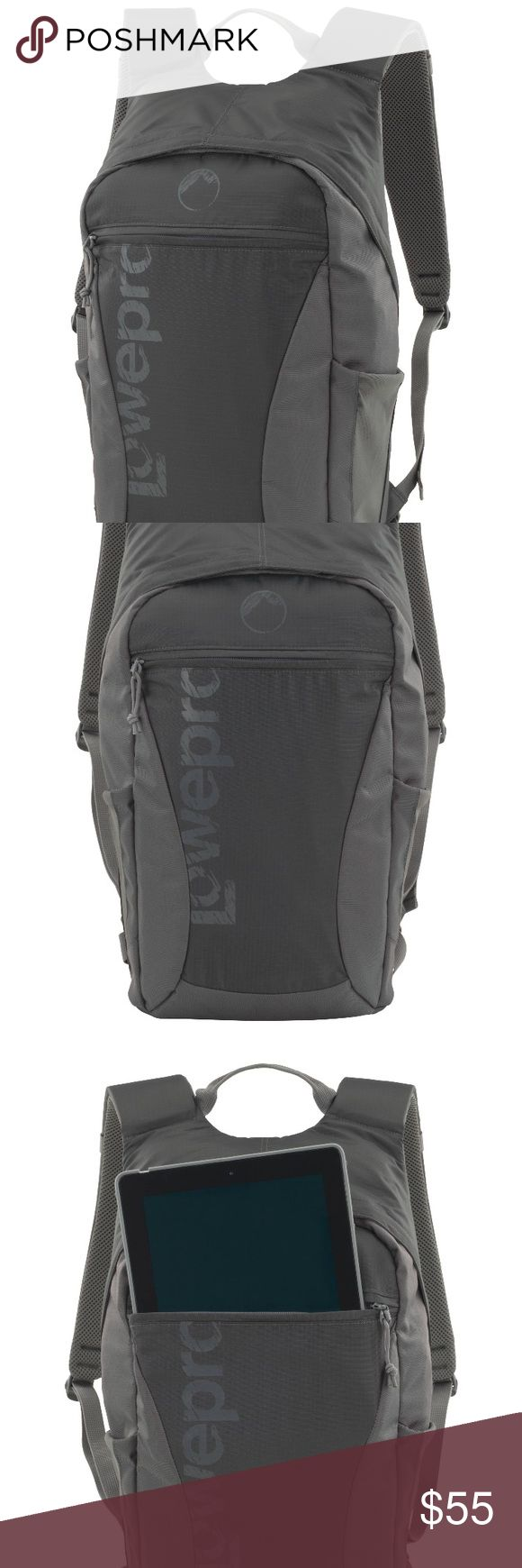 Lowepro Camera Backpack Only used for a year, great condition, very comfortable, and lots of storage! Bags Backpacks