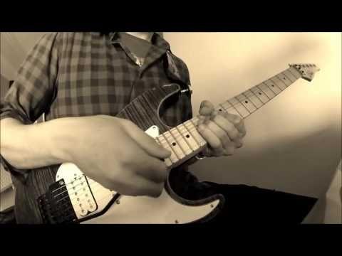 Steven Wilson - Regrets #9 (Guitar solo cover by Panos Fotakos)