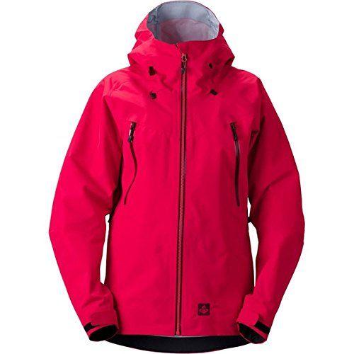 (スイートプロテクション) Sweet Protection レディース スキー ウェア Salvation Jacket 並行輸入品  新品【取り寄せ商品のため、お届けまでに2週間前後かかります。】 カラー:Coral Red カラー:レッド
