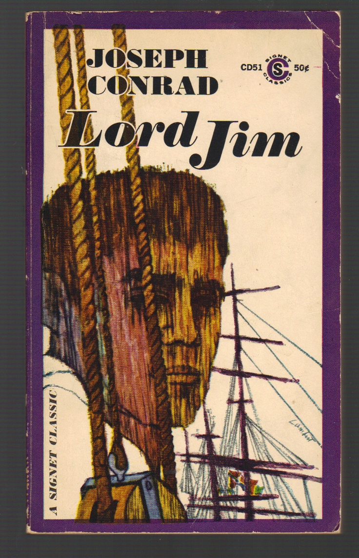 lord jim captain brierly and jim Lord jim by joseph conrad searchable etext discuss with other readers.