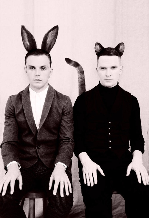 Easter Babies. Theo Hutchcraft & Adam Anderson.
