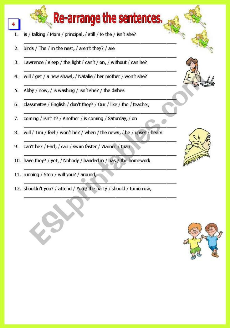 Question Tags worksheet   This or that questions, Grammar ...