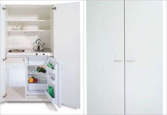 Minicocinas para espacios reducidos decoraci n pinterest - Mini cocina ikea ...