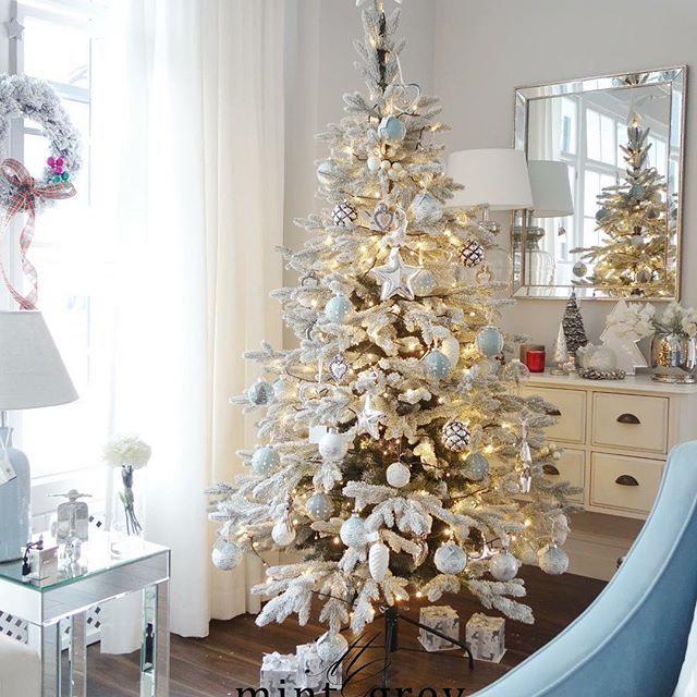 Do końca tygodnia kupując u nas dekoracje świąteczne możesz liczyć na rabat 30% 💗🎁🎄 #mintgreyxmas #mintgrey #christmastree
