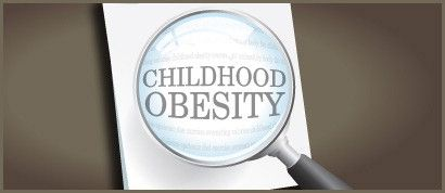 Childhood Obesity Under Magnifying Glass. Childhood obesity can lead to many other problems such as, high blood pressure, diabetes, etc.