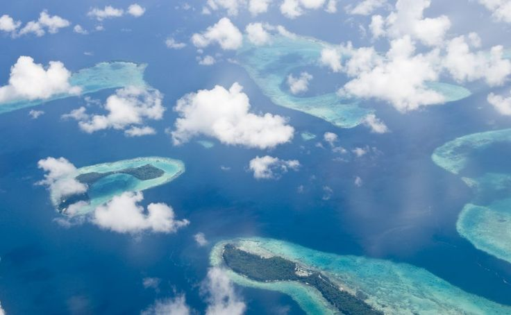 Defavouredkings Blog: Paradise lost: Climate change is sinking these Pac...