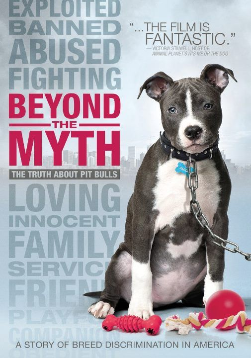 An amazing movie about Pitbulls everyone should watch whether you like or dislike them its good to know and full of information! It is on Netflix