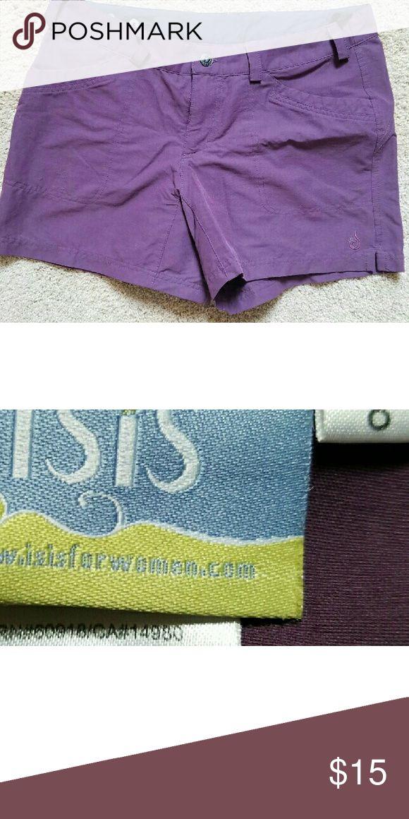 Isis Women's hiking shorts Comfortable women's hiking shorts by Isis. Isis Shorts