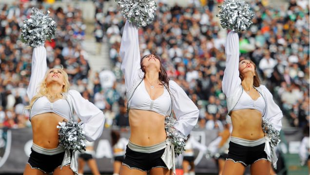 Professional Cheerleaders Are Now Considered Employees in California