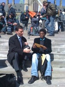 Obert Madondo's Crime Bill C-10 Hunger Strike: Open Letter to Parliament of Canada