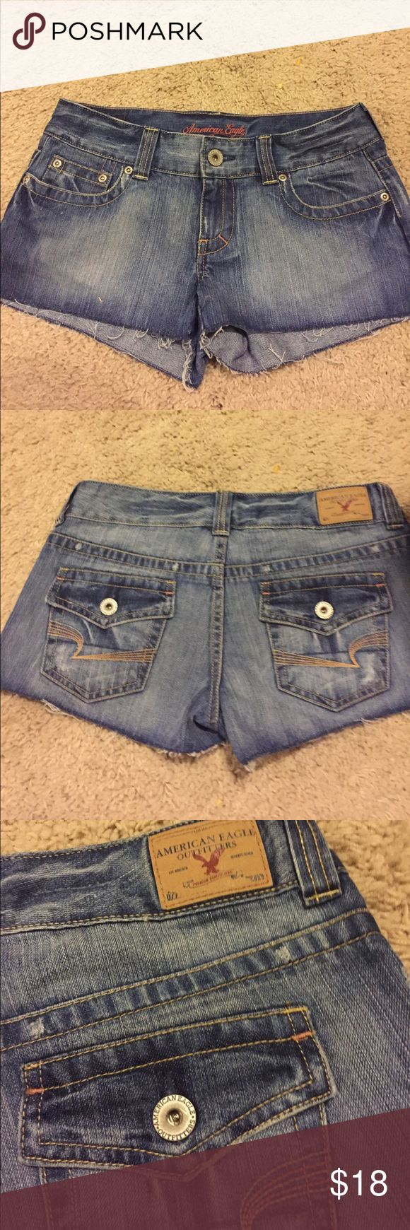 NWT American Eagle jean shorts New jean shorts American Eagle Outfitters Shorts Jean Shorts