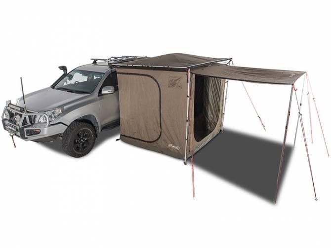 Rhino Rack Sunseeker Vehicle Awning Truck Tent Tent Roof Rack