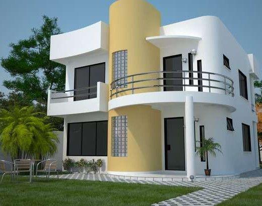 Las 25 mejores ideas sobre fachadas de casas bonitas en for Las mejores casas modernas