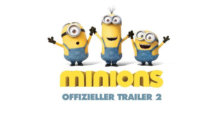Die Gelbe Tapete Trailer : Imagenes De Los Minions