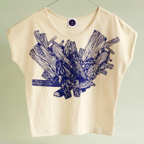 Tee-shirt Walden Fagot