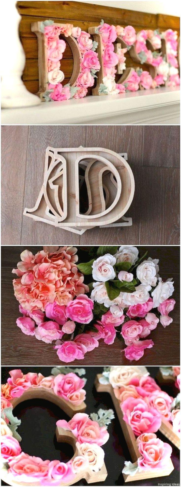 Nice 40 Cute Craft Ideas for Teen Girl Bedroom https://decorisart.com/28/40-cute-craft-ideas-teen-girl-bedroom/