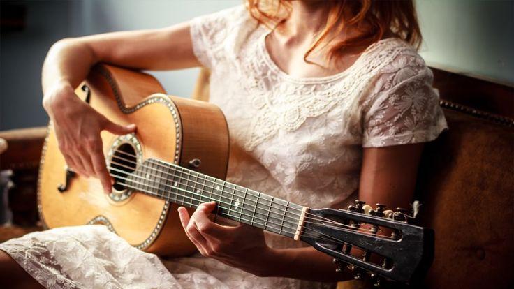 Entspannende Gitarrenmusik, Beruhigende Musik, Meditationsmusik, Instrum...