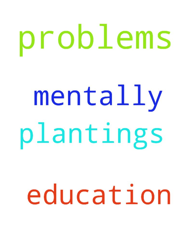 I have some mentally problems and education plantings - I have some mentally problems and education plantings problems Posted at: https://prayerrequest.com/t/rHL #pray #prayer #request #prayerrequest