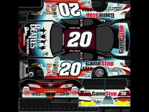 53 best nascar stock car racing images on pinterest racing nascar templates 2013 making a custom nascar templates doovi pronofoot35fo Image collections