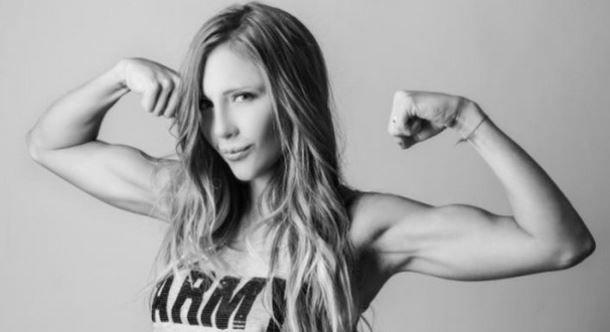 Sascha Barboza en Colombia por primera vez
