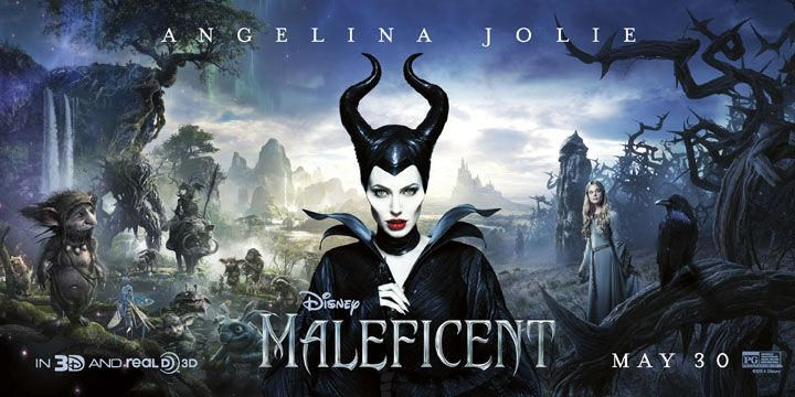 Spoiler-Free MALEFICENT Review: Sleeping Beauty's Fairy Godmother