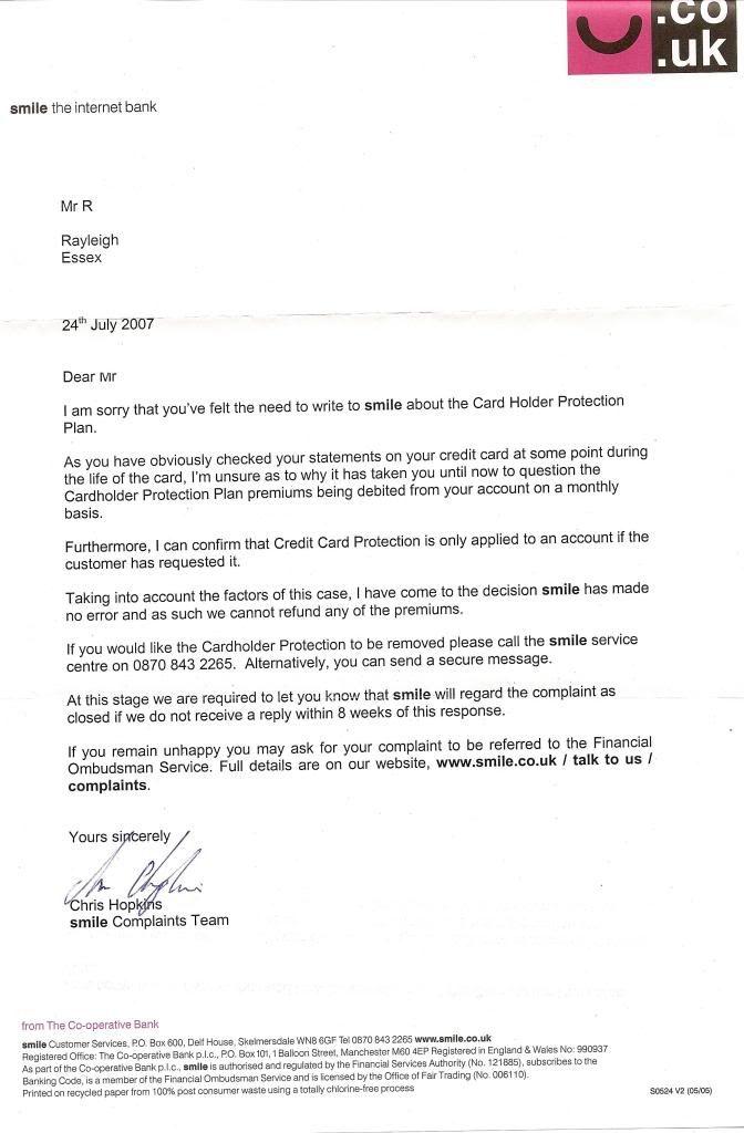 Ppi claim form Ppi claim form Pinterest - sample banking ombudsman complaint form