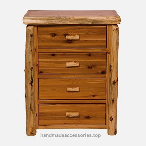 Fireside Lodge Furniture Handcrafted/Hand Peeled and Lacquered Traditional Free Standing Cedar Four Drawer Bedroom Chest, Standard  Check It Out Now     $1,119.00    The Cedar Collection by Fireside Lodge Furniture is a complete and thorough bedroom collection for homes, cabins,  ..  http://www.handmadeaccessories.top/2017/04/04/fireside-lodge-furniture-handcraftedhand-peeled-and-lacquered-traditional-free-standing-cedar-four-drawer-bedroom-chest-standard/