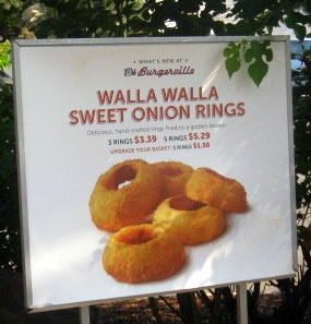 Burgerville Walla Walla Onion Rings I Don T Love Onions But I Could Eat These All Day Sweet Onion Food And Drink Food